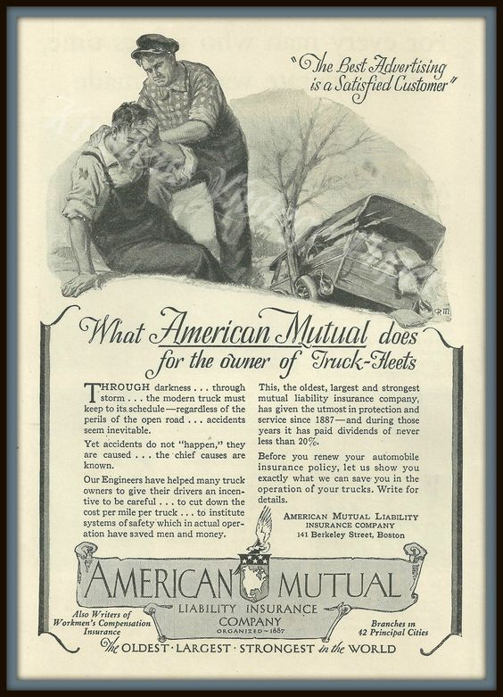 Pin By Adam Knott On Insurance Agent Vintage Ads Ads Vintage