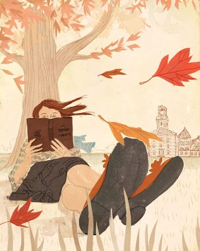 Penelope Dullaghan Fall and Reading Two <3