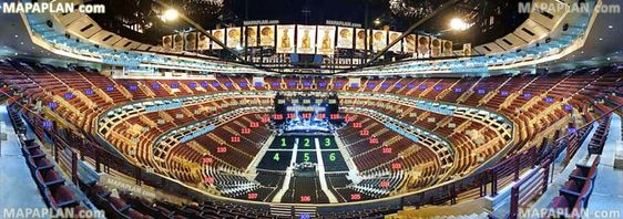 United Center Concert Seating Chart In 2020 United Center Chicago United Center Seating Charts