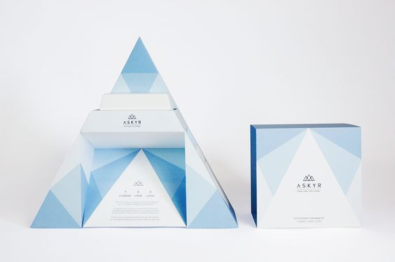 ASKYR Skincare Product (Student Project) on Packaging of the World - Creative Package Design Gallery