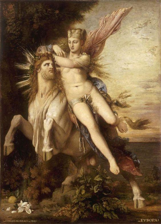 Гюстав Моро (Gustave Moreau)