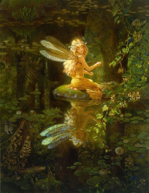 Pin By Mo Nubezinha On Fadas Fairy Art Fairy Tales Faeries