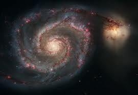 Schouwspel in de ruimte