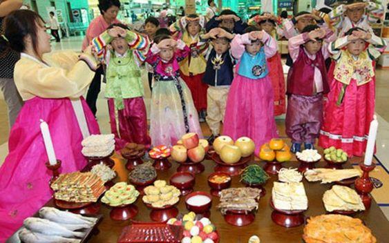 Phong tục truyền thống của Hàn Quốc