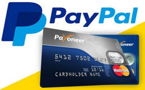 Add Payoneer Card To Paypal Payoneer Card Paypal Cards Makeover