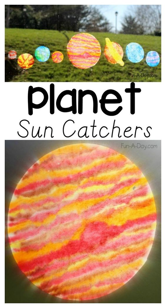 Solar System Sun Catchers