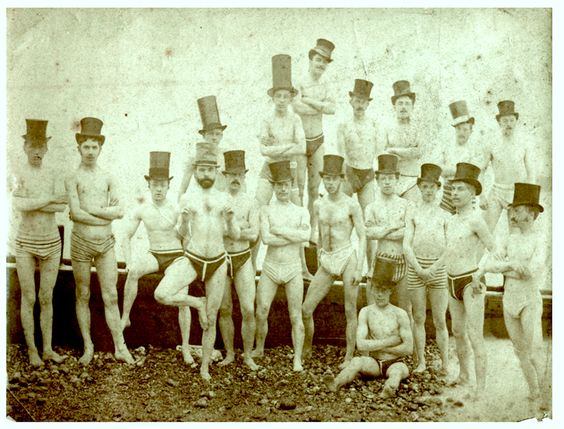 Brighton Swimming Club, 1863: