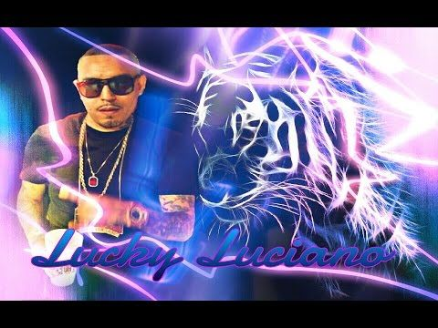 Lucky Luciano Rapper 2016