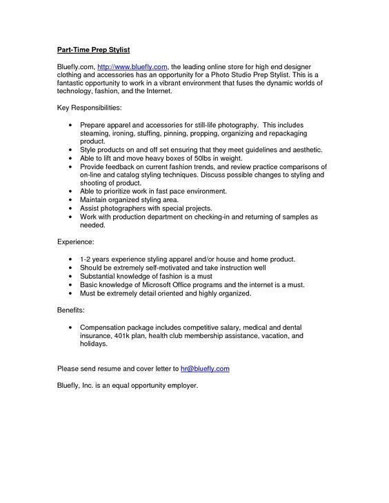 Reprendre le pack page modèle 3 Modèle de CV par ResumeGalleria - stylist resume