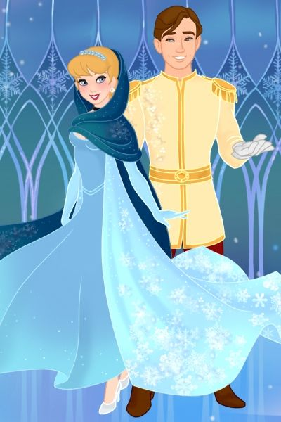 cinderella prince charming by wyowin created using