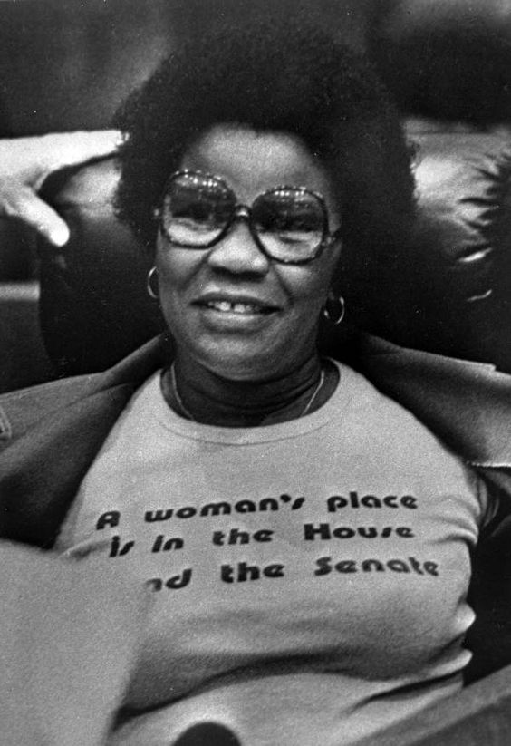 Carrie Meek was the first African American woman elected to the Florida Senate. (1980)   Florida Memory