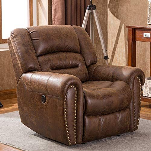 Best Seller Anj Electric Recliner Chair W Breathable Bonded