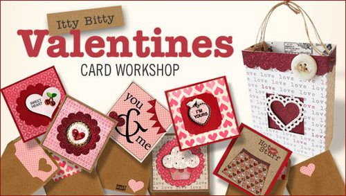Mini Valentine's Cards from Archiver's