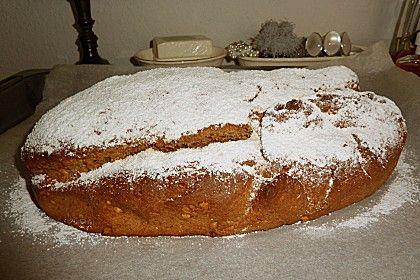 Mandelstollen, ein schönes Rezept aus der Kategorie Kuchen. Bewertungen: 7. Durchschnitt: Ø 4,2.