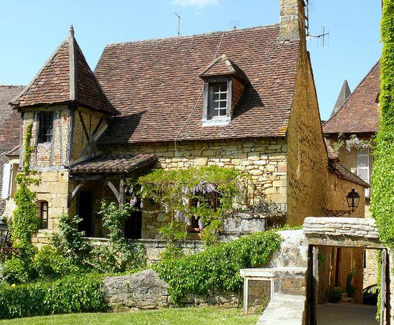 Maison à Sarlat - XVI-XVIIème, Périgord. France
