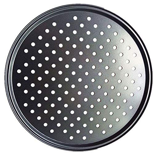 Beher Perforated Nonstick Accessories Restaurant In 2020 Bakeware Set Pan Pizza Cooking Accessories