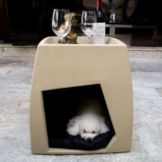 Garden Pet House Quartzo