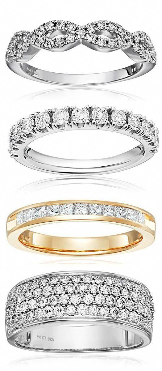 Awesome Unique Wedding Anniversary Ring Ideas Inspiration For 10 Year 5th 15th 25 Bridal Ring Band Engagement Ring Buying Guide Vintage Engagement Rings