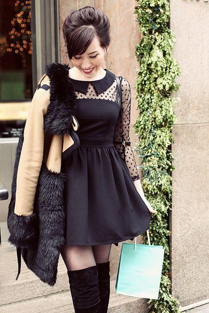 Such a darling dress