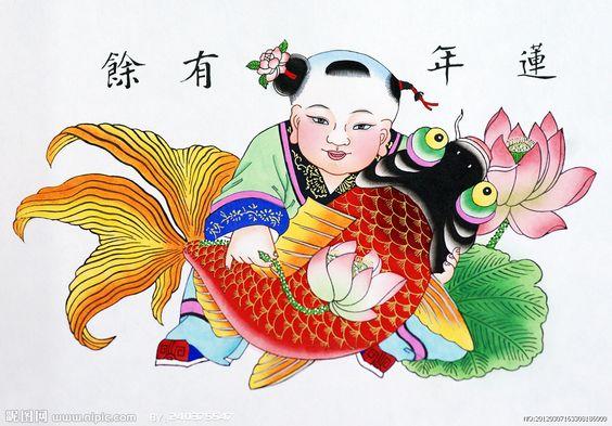 Fish poster: