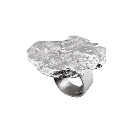 Silver 'Prospector's Ring' | Linnie Mclarty