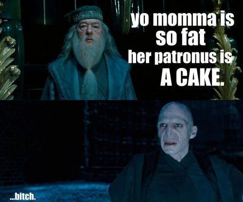 Bahahahahahaaaaaaa.... I love cake.