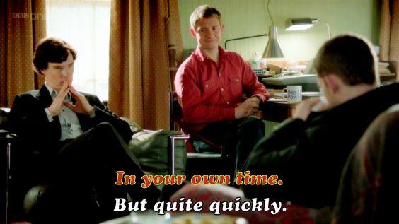 Sherlock 'The Hounds of Baskerville'