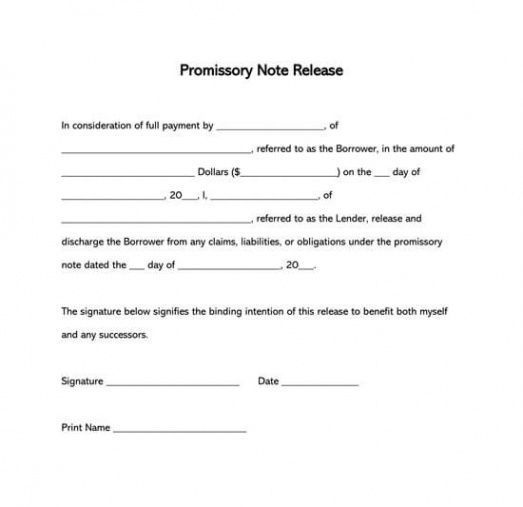 Browse Our Sample Of Automobile Promissory Note Template For Free In 2021 Notes Template Promissory Note Templates
