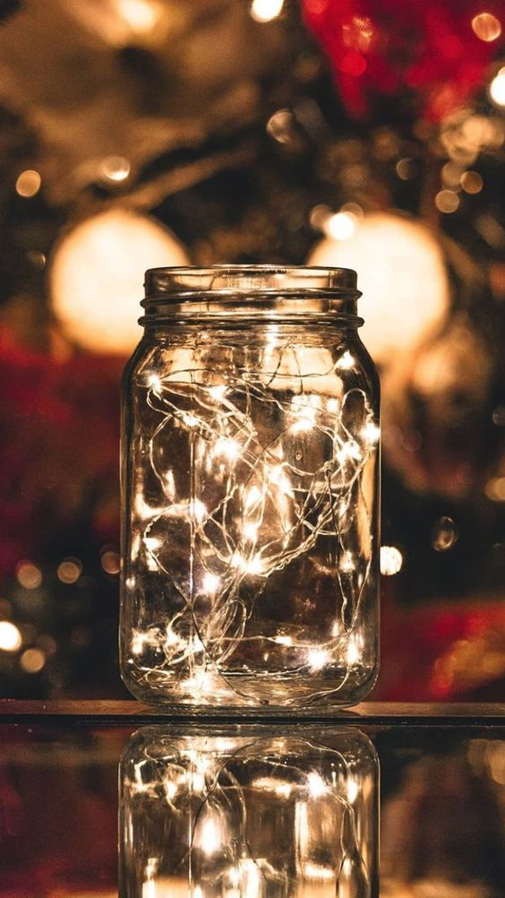 6 Pcs Fairy Lights 7 2ft 20 Leds Of Each Pc Copper Wire Etsy Fairy Light Photography Lit Wallpaper Beautiful Wallpapers