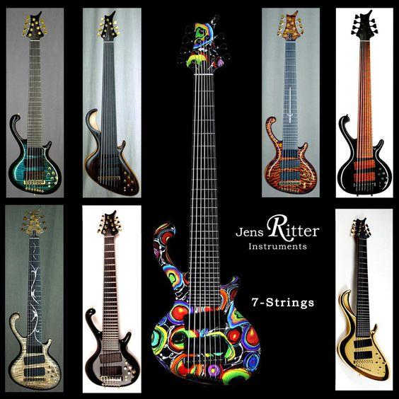7-string basses