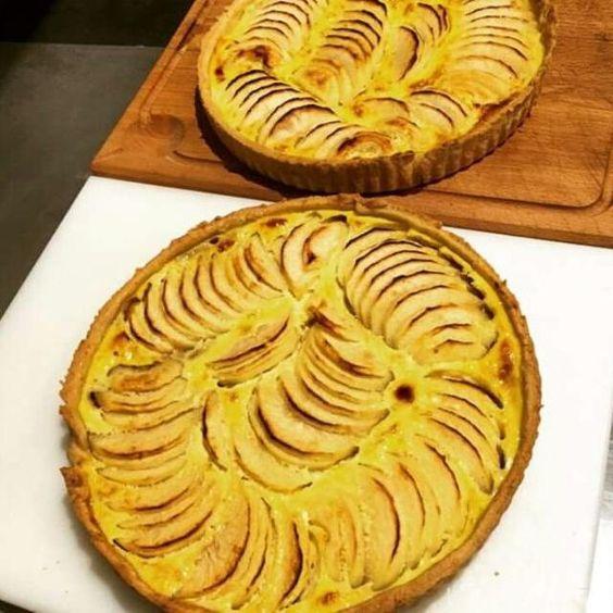 レシピとお料理がひらめくSnapDish - 9件のもぐもぐ - apple tarts by CHEF ACK
