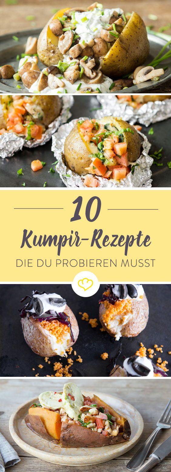 Kumpir-Kartoffeln - Füllung rein, glücklich sein! Unter diesem Motto genießen Kartoffelliebhaber in der Türkei die gelbe Knolle am liebsten.