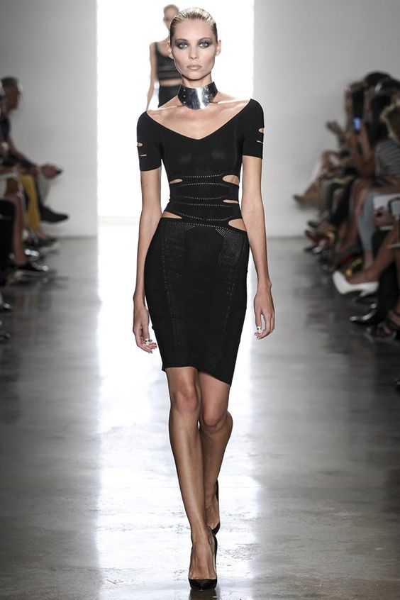 The Look: Cushnie Et Ochs Spring/Summer 2014 NYFW