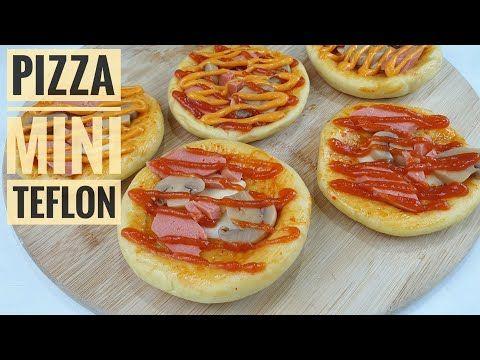 Cara Membuat Pizza Mini Teflon Vs Oven Dan Simpan Stok Pizza Di Freezer Youtube Makanan Enak Resep Makanan Makanan