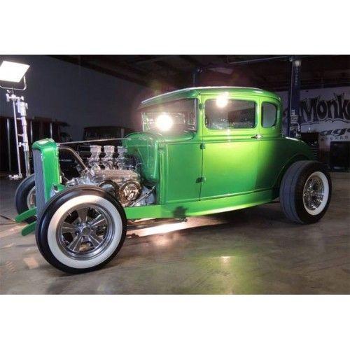 Gas Monkey Garage 1932 Custom Ford Hot Rod Cars And Trucks