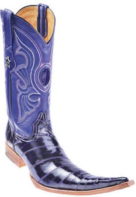 Men S Cowboy Boots Cowboys And Purple On Pinterest