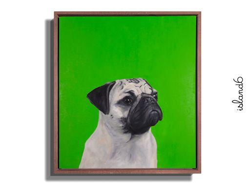 """Gosh Darn Dog"" (Liu Dao Collective) #island6 #LiuDao #M50"