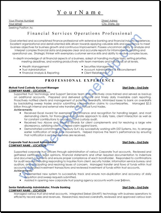 Functional Resume Example Administrative Position Like a boss - customer service functional resume