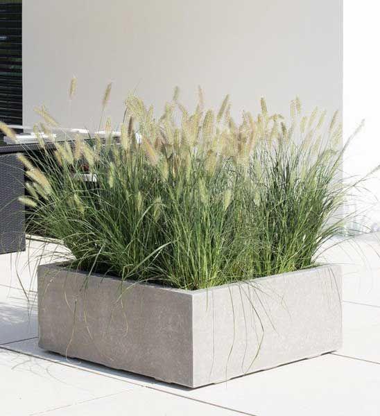Pflanzkubel Beton 100 X 100 Cm Division Im Greenbop Online Shop
