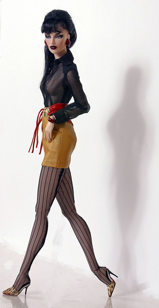 love her shoes & stockings