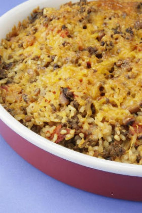 West Texas Special Hamburger Casserole Photo: MELISSSA PHILLIP:, CHRONICLE