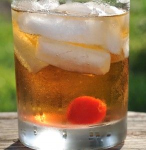 Cocktail brandy old fashioned nomz pinterest old fashioned