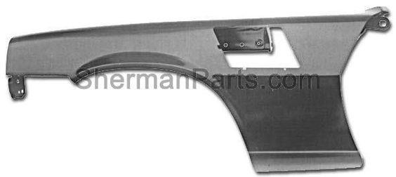 LH Fender Z28 78-81