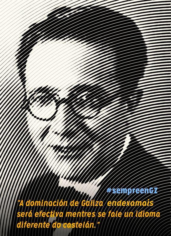 Castelao. 70 aniversario da publicación de #sempreenGZ
