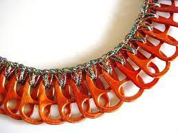 Resultado de imagen para bisuteria collares y pulseras sencillas 2014