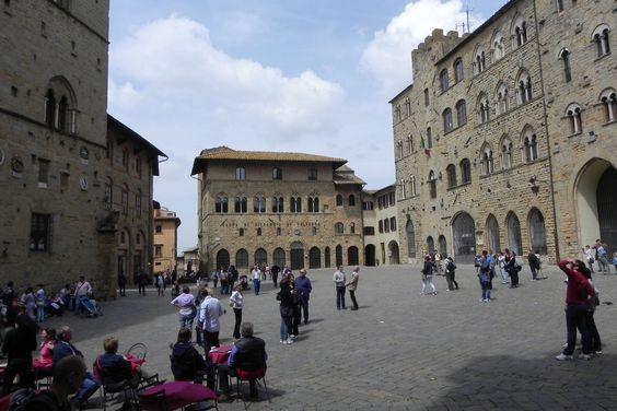 Volterra, Toscana