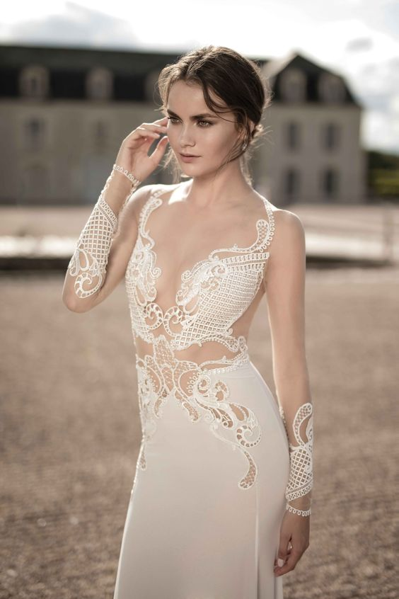 "Alon Livne White - 2016 Collection - ""Lana"" dress:"
