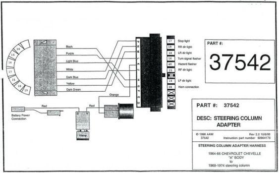 Ididit Steering Column Wiring Diagram Steering Column Column