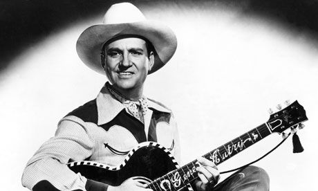 Gene Autry (1907–1998), country music singer