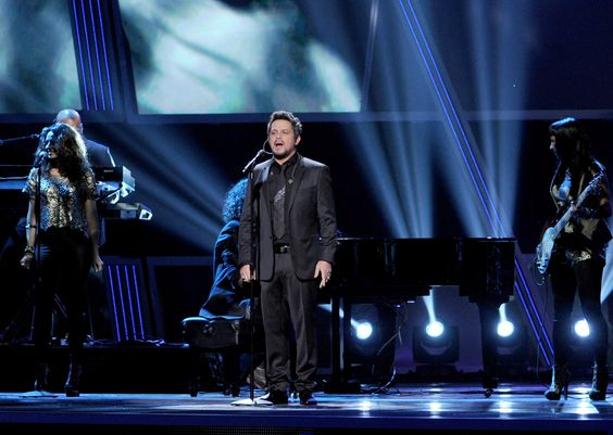 Alejandro Sanz performs onstage during the XIII Annual Latin GRAMMY Awards